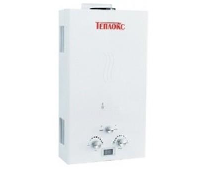 Газовый водонагреватель ТЕПЛОКС ГПВ-8-Б 8л Белый (Мощн. 18 кВт, расход 8л/мин)