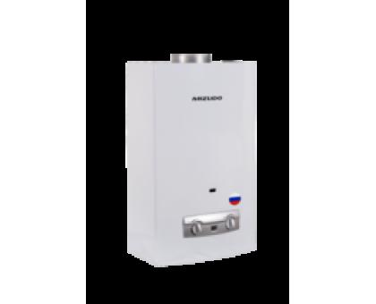 Газовый водонагреватель Mizudo ВПГ2-11ММ 11л. белый (11л/мин, 22кВт,евр.типа, диспл., 2 года гар)