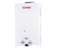 Газовый водонагреватель ТЕПЛОКС ГПВ-10-Б 10л Белый (Мощн. 20 кВт, расход 10л/мин)