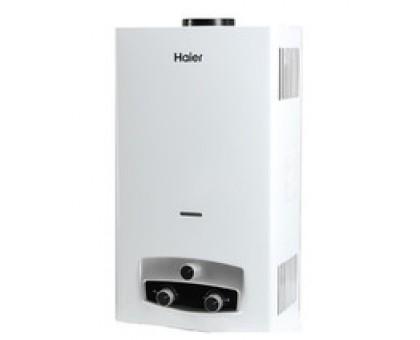 Газовый проточный водонагреватель HAIER IGW 10B (10 л/мин, 20 кВт, камера открыт.типа)