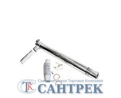 Комплект коаксиальных дымоходов NAVIEN BCSA 0299 Боковой л/п