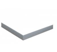 Экран КВАДРО 100х100 ГРЕЙ (серый) ЭЛ00043