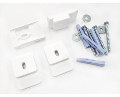 Комплект прижимных пластин (крепление ванны к стене)