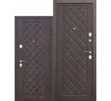 Дверь входная МДФ Kamelot Винорит 9,5см Вишня Темная 960 х 2050мм