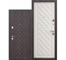 Дверь входная МДФ Kamelot Винорит 9,5см Беленый дуб 860 х 2050мм