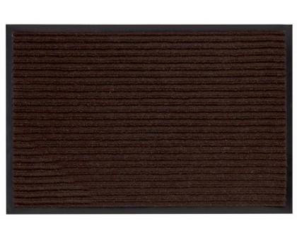 Коврик влаговпит. ребристый 90х150см 8мм коричневый