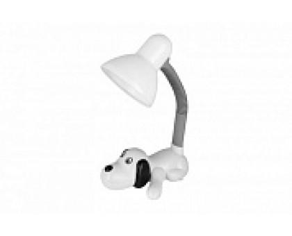 Светильник Camelion KD-560 C01 40W E14 220V Собачка белая