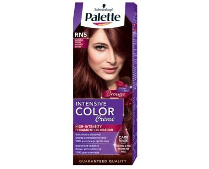 "Краска для волос PALETT ""ICC"" RN5 Марсала"