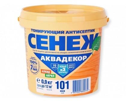 Сенеж АКВАДЕКОР иней 0,9кг