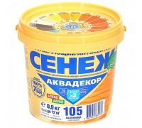 Сенеж АКВАДЕКОР калужница 0,9кг