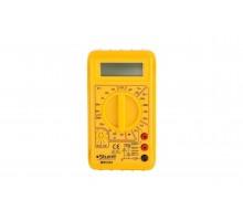 Мультиметр Sturm изм: напряжение. ток. сопротивление питание 2*1.5V