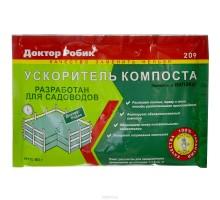 Доктор Робик Ускоритель компоста 60г