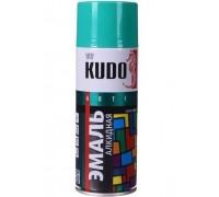 "Краска аэрозоль ""KUDO"" зеленая светлая  520мл KU-1006"