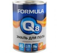 Эмаль ПФ-266 FORMULA Q8  ЗОЛОТИСТО-КОРИЧНЕВАЯ 0,9кг