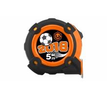 Рулетка ЦИ 2018 5,0м х 25мм магнитная с автостопом