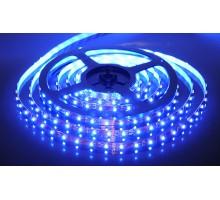 Лента светодиодная LED SMD3528 5,0м 8мм IP23 60LED/м 12V синяя