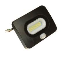 Прожектор светодиодный WOLTA 20W с датчиком движения 5500K IP65