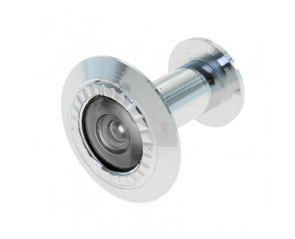 Глазок дверной KL-201 CP (хром)