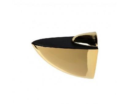 """Полкодержатель """"пеликан"""" малый KL-109 PB (золото) Размер: 5 х 5 х 2,5 см"""