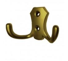 Крючок мебельный KL-56 AB (бронза)