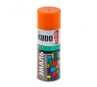 "Краска аэрозоль ""KUDO"" оранжевая 520мл KU-1019"