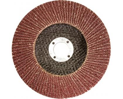 Круг лепестковый торцевой 115х22,2 зерно №60