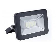 Прожектор светодиодный Ultraflash LFL-1001 С02 черный, LED 10Вт, 6500К, 230В