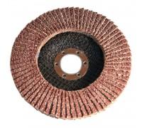 Круг лепестковый торцевой PATRIOT EDGE 125х22мм Р40