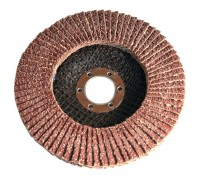 Круг лепестковый торцевой PATRIOT EDGE 125х22мм Р80