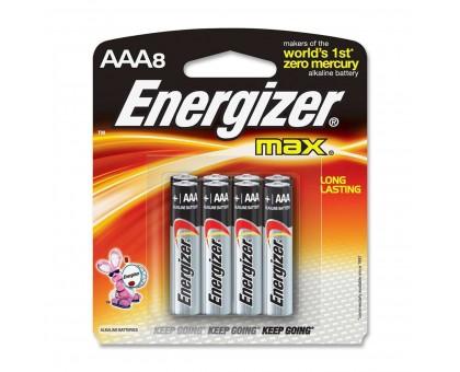 Батарейка ENERGIZER MAX ААA LR3 4BP