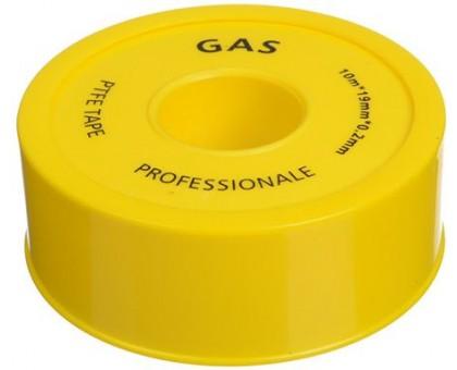 Фумлента для газа GAS 10М*19мм 10037