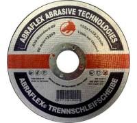 Круг отрезной по металлу ABRAFLEX 125х1,0х22мм