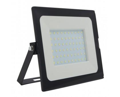 Прожектор Ultraflash LFL-7001 С02 черный, LED 70Вт, 6500К, 230В