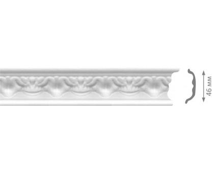 Плинтус потолочный IMS в термоупаковке М4-08 2м