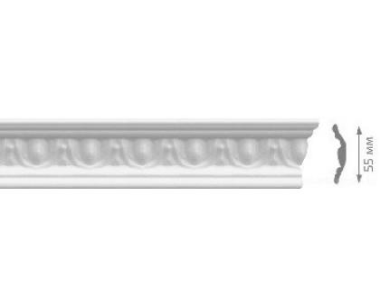 Плинтус потолочный IMS в термоупаковке М12-08 2м
