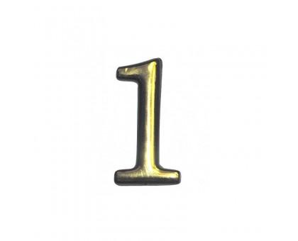 Номерок дверной №1 (большой) KL-91-1