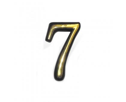 Номерок дверной №7 (большой) KL-91-7