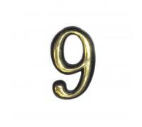 Номерок дверной №9 (большой) KL-91-9