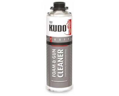 """Очиститель пены """"PROFF"""" 650мл """"KUDO"""" купить"""