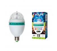 Светильник-проектор ULI-Q301 DISCO белый