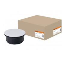 Коробка распаячная СП 70х30мм, крышка, IP20, TDM