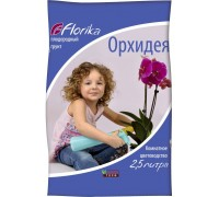 Почвогрунт Орхидея 2,5л Флорика