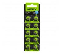 Батарейка VIDEX AG1 (364,621) 10BP
