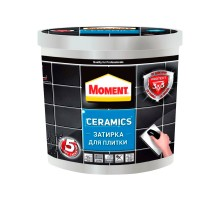 Затирка МОМЕНТ Ceramics 1,0кг Темно-коричневый