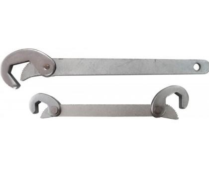 Набор ключей универсальных самозажимных 23-32мм ,9-14, 15-22мм Cr-V