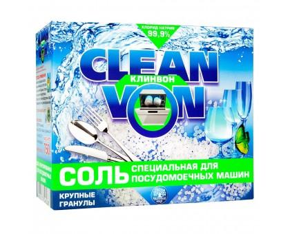"""Соль для посудомоечных машин 750гр """"CLEAN VON"""""""