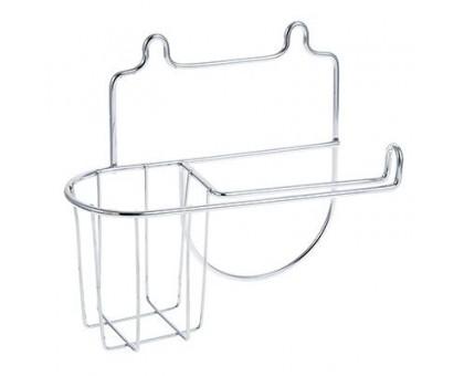 """Держатель для туалетной бумаги и освежителя воздуха """"ARTEX"""" Slim"""