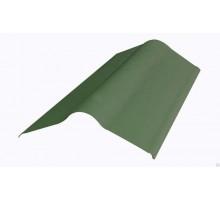 Конек для ондулина зеленый