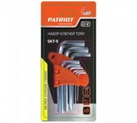 Набор ключей PATRIOT SKT-9 TORX T10-T50 CrV 9шт