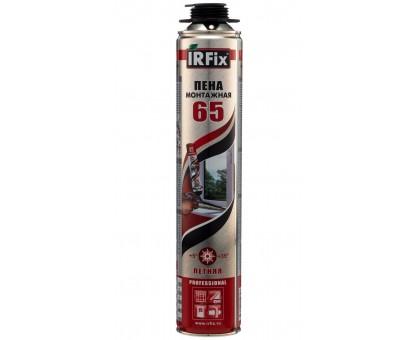 Пена монтажная IRFix 65л летняя 750мл